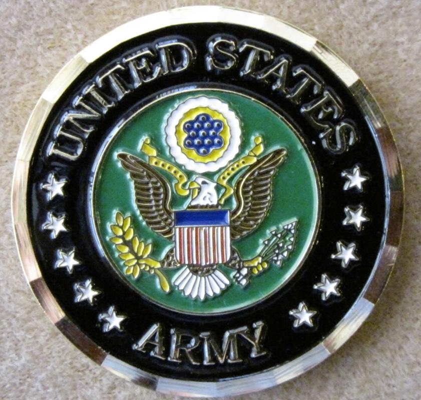 Challenge Coins - Las Vegas Metropolitan Police Honor Guard